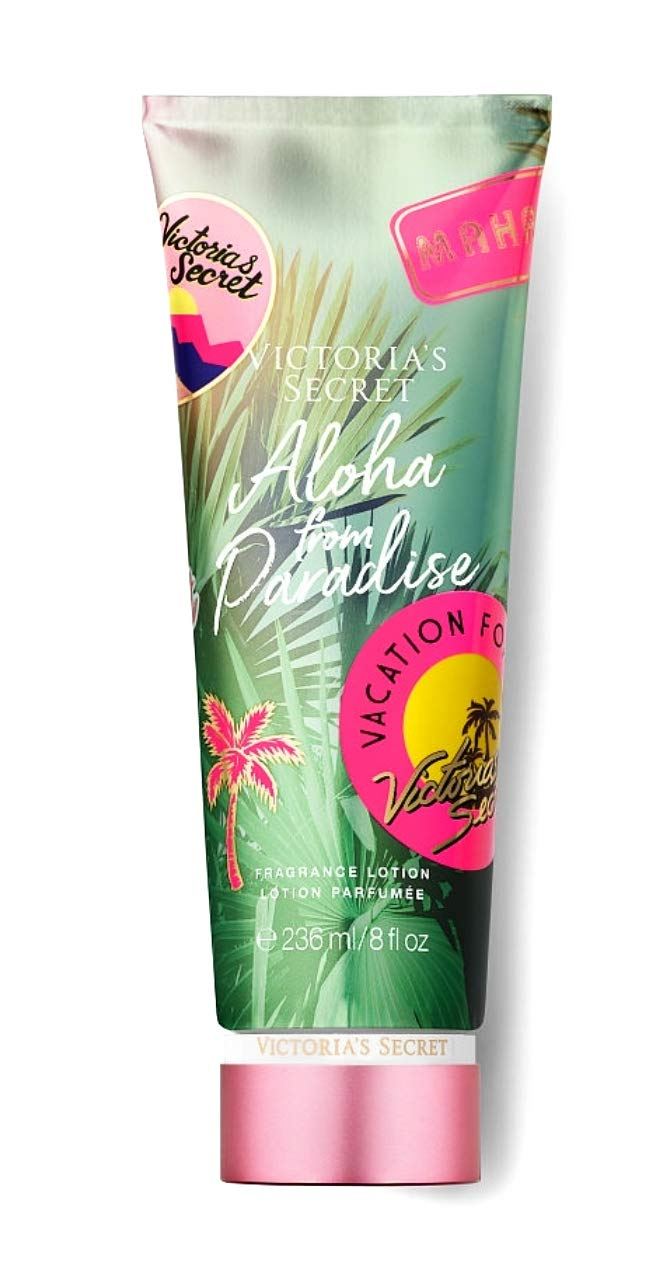 Victorias Secret Perfect Escape Fragrance Lotion 8.4 Fl Oz (Aloha From Paradise)