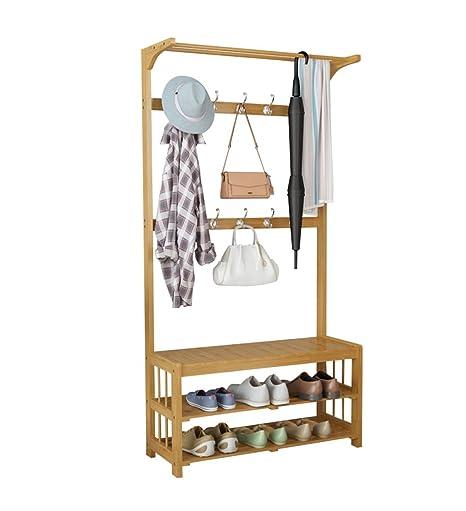 Phenomenal Amazon Com Dika Uk Coat Racks Free Standing Wooden Coat Theyellowbook Wood Chair Design Ideas Theyellowbookinfo