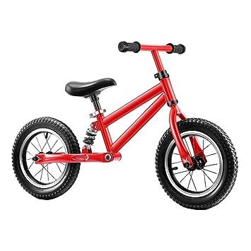 Bicicletas sin pedales Bicicleta para niños, Bicicleta de Empuje para niños pequeños para niños y