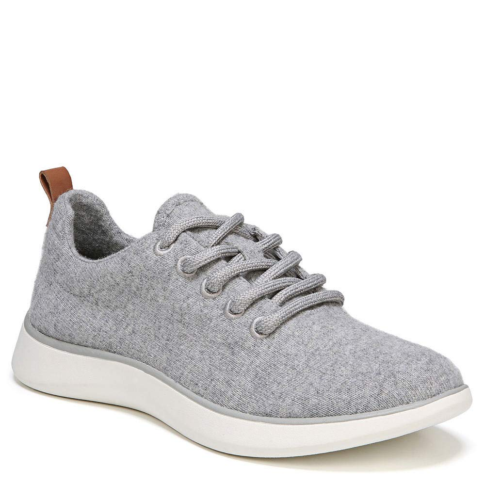 Light Grey Wool Fabric Dr. Scholl's Women's, Freestep Lace Up