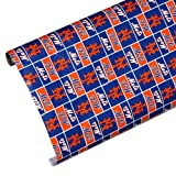 Mlb New York Mets Team Wrapping Paper