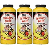 DSE Anti-Monkey Butt Powder, 6 Ounce, 3 Count by DSE