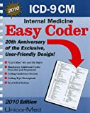 ICD-9-CM Easy Coder Internal Medicine, Paul K. Tanaka, 1567811450