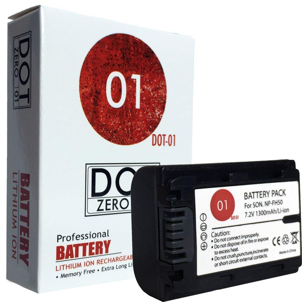 DOT-01 - Batería de Repuesto para cámara réflex Digital Sony A330 ...