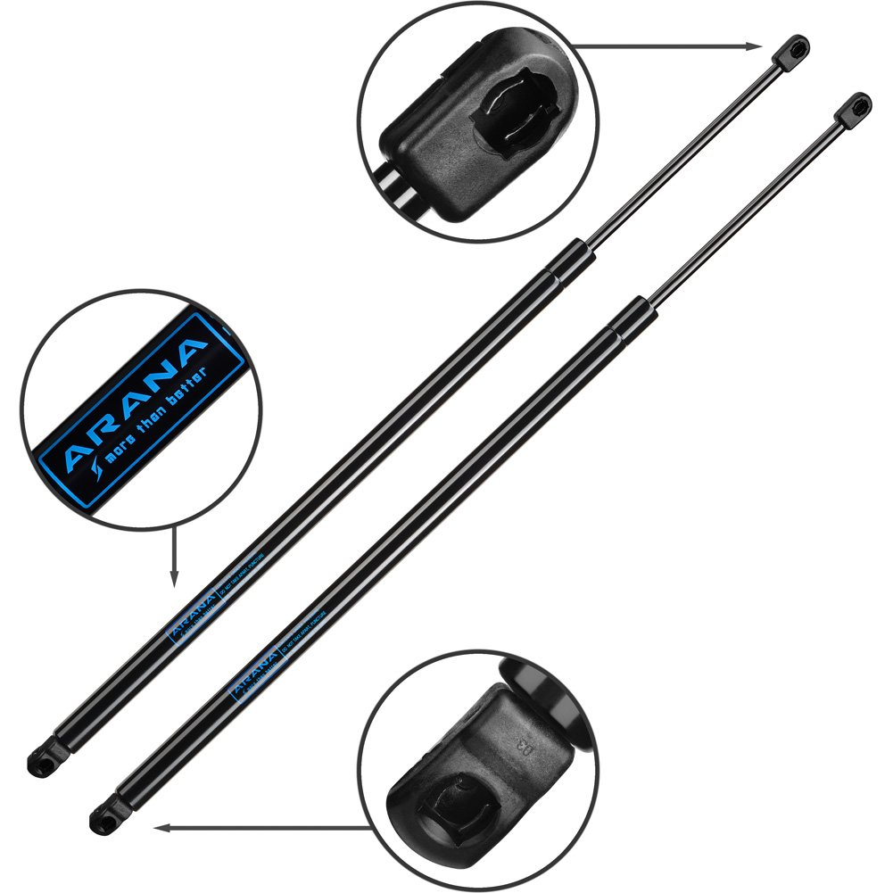 6117 for Honda Odyssey 05-10 Liftgate Gas Charged Lift Supports Struts Arms with Out Powered Liftgate ARANA arana-00002