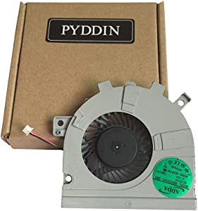 PYDDIN Laptop CPU Cooling Fan Cooler for Toshiba Satellite E45 E45T E45T-A M40T M50-A M40T-AT02S E45t-A4200 E45T-A4300 U40T U40T-AT01S Series