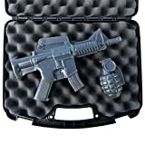 Cheap AR15 and Grenade Soap Gift Set – Includes Case