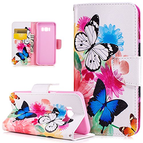 Galaxy S8 Case,Galaxy S8 Cover,ikasus Colorful