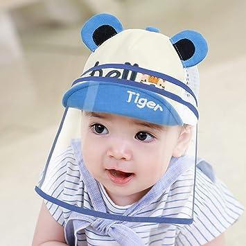 赤ちゃん フェイス シールド