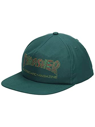 c44327be127 Thrasher Davis Snapback at Amazon Men s Clothing store