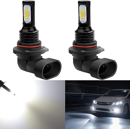 2x H11 100w Super Blanco Xenon HID Luz Antiniebla Delantera de actualización Bombillas Par