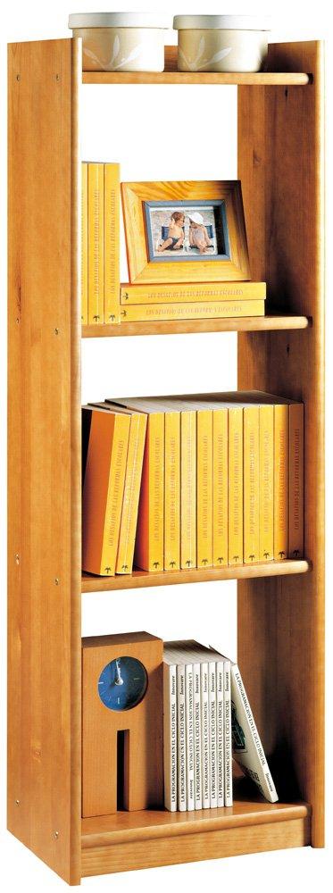 Dogar Altea Estanteria, Pino, Miel, 120x40x28 cm product image