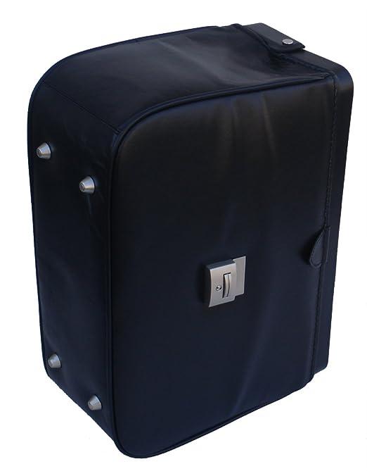 Amazon.com: RA Bock Fine Leather Doctor Bag - Medium - Black: Health & Personal Care