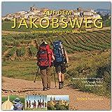 Auf dem JAKOBSWEG - Unterwegs im Zeichen der Muschel - Ein hochwertiger Fotoband mit über 225 Bildern auf 240 Seiten im quadratischen Großformat - STÜRTZ Verlag (PANORAMA)
