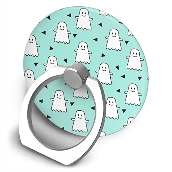 Amazon Halloween Ghost Phone Ring Stand Holder Cell Phone