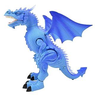 GIKMHYB Giocattolo di Dinosauro di Puzzle Giocattolo di Simulazione Giocattolo Dinosauro Giocattolo dei Bambini