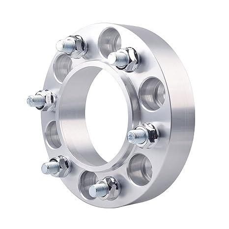 """teeze- (2pc) 6 x 5.5 """"rueda espaciadores 6 x 139.7 PCD"""