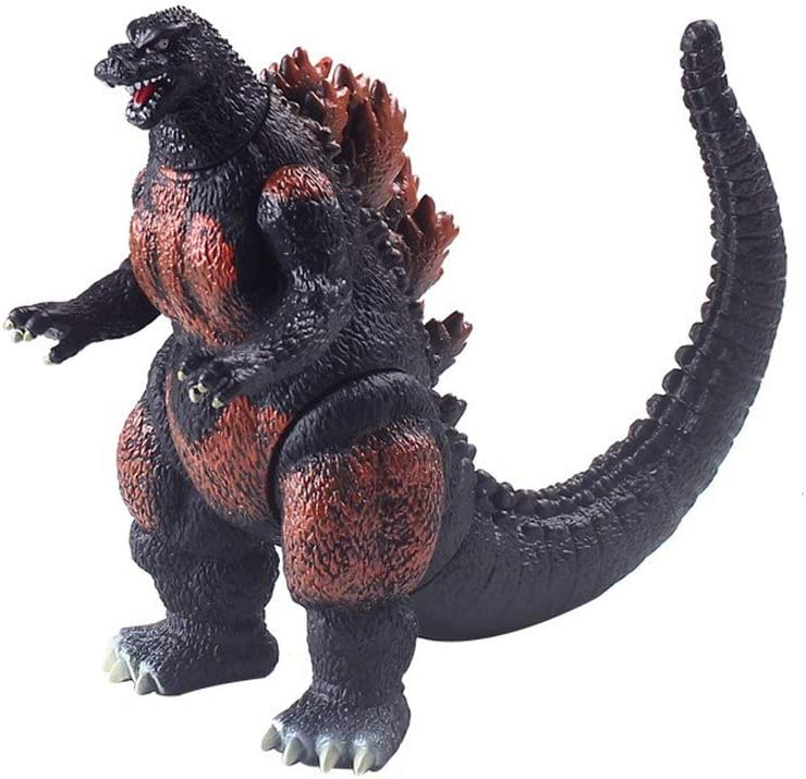 ZIHE Dinosaur Monster Toy Model, Movie Monster Series Limbs moveable 7 inch Doll Toy Gift (Style 18)