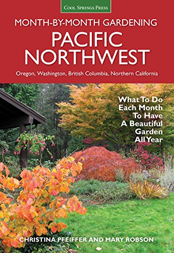 Pacific Northwest Month Month Gardening product image