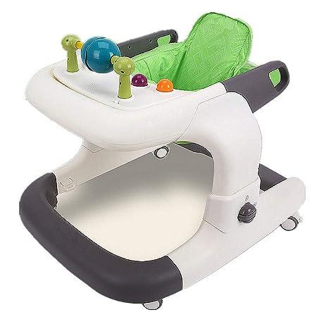 Primeros pasos de bebé Actividad 2-en-1 Andador -Se ...