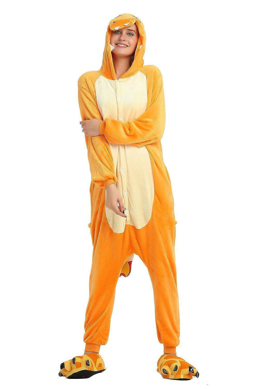b28c4205 VineCrown Unicornio Disfraces Pijama Animales Adultos Traje Disfraz ...