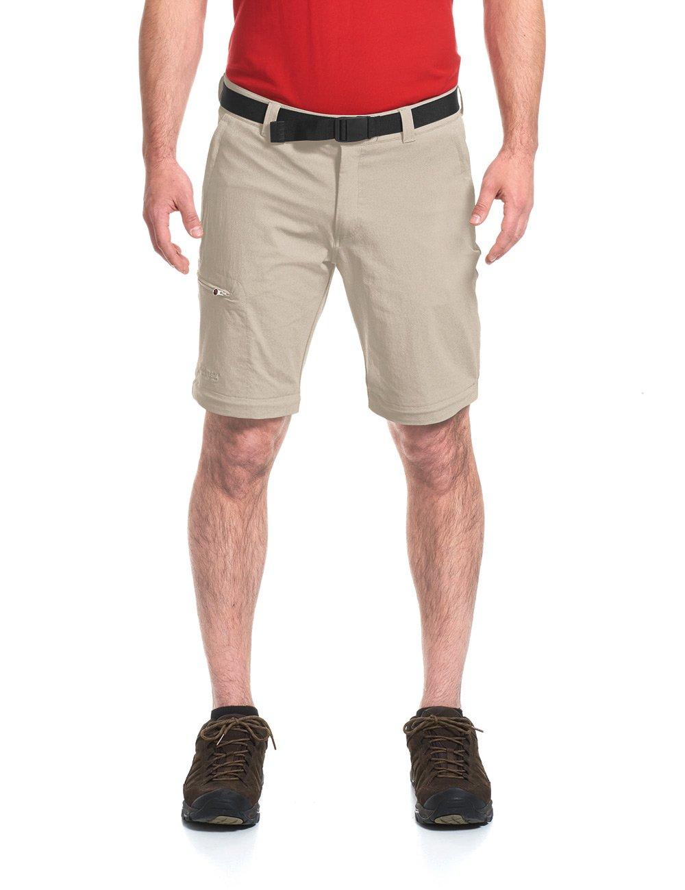 Maier Sports Zipp Pantalones De Senderismo Para Hombre Pantalones