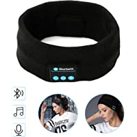 yidenguk Diadema Bluetooth Auriculares Dormir Bluetooth Diadema, Wireless