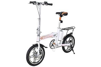 AIRWHEEL R5 plegable para bicicletas eléctricas e-Bike Pedelec bicicleta plegable para eléctrica con gran