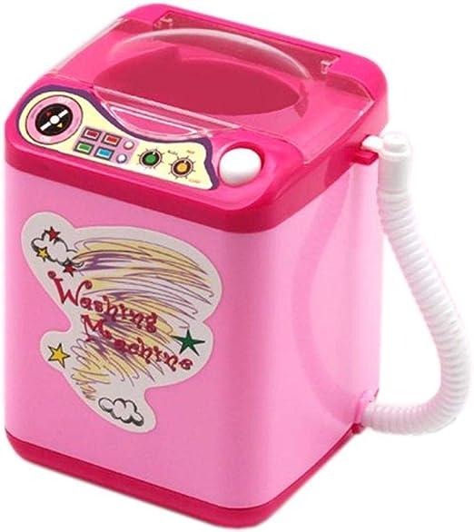 HAMKAW - Mini máquina de Lavar, Juguete eléctrico, Juguete de ...