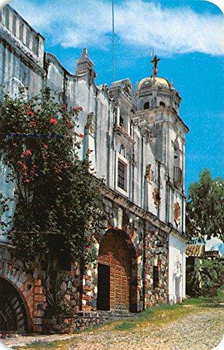 - Old Church Converted in Cinema Taxco Mexico Postcard Tarjeta Postal