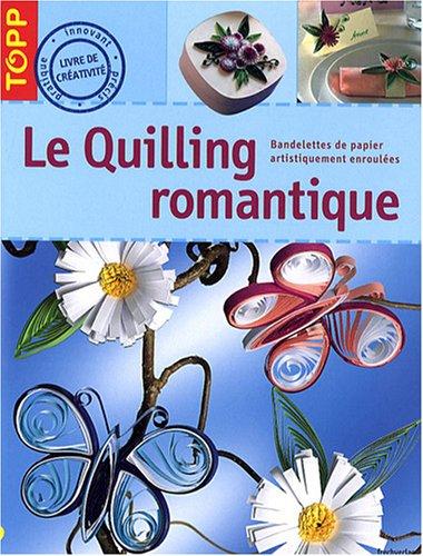 Quilling Romantique Le Margarete Vogelbacher