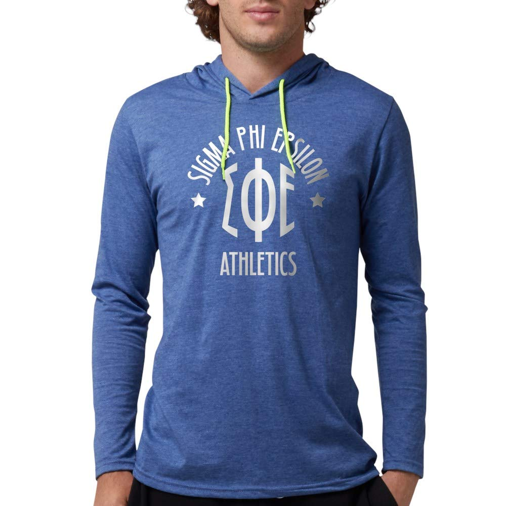 Sigma Phi Epsilon Star S S Hooded 9998 Shirts