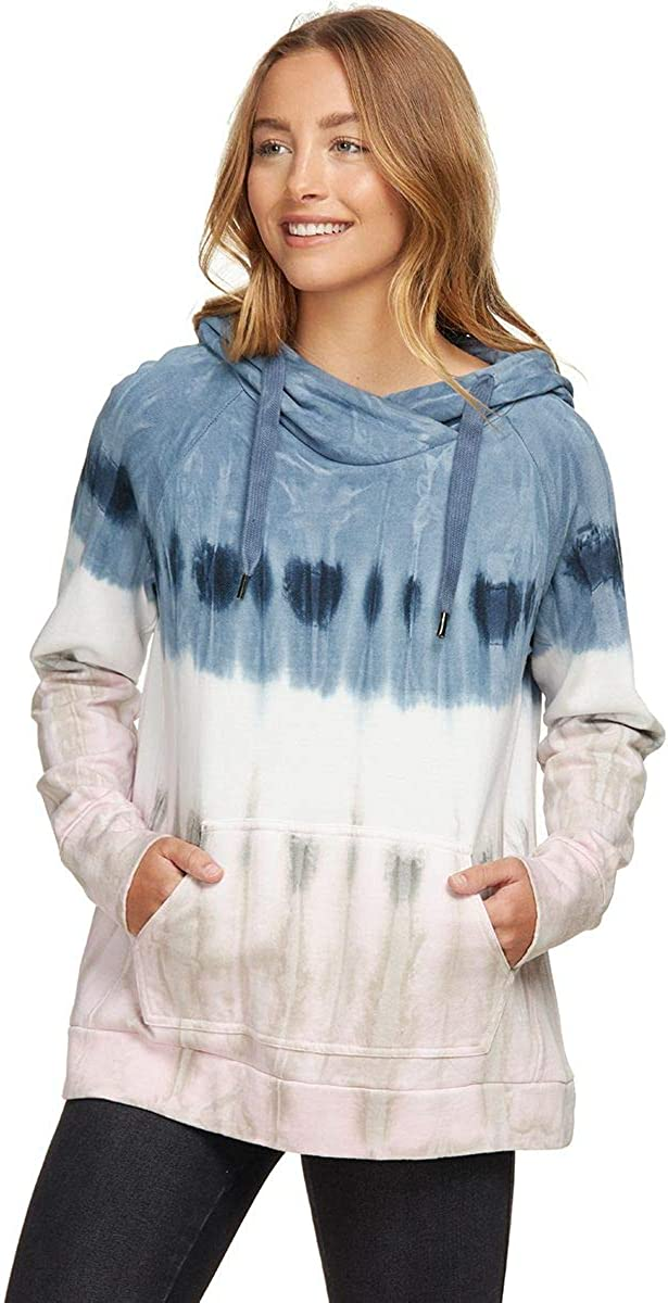 Basin and Range Tie Dye Hoodie - Women's