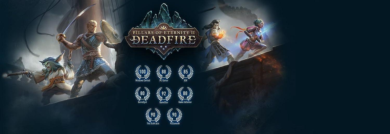 Amazon com: Pillars of Eternity II - Deadfire - Obsidian