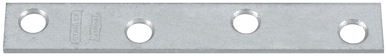 Stanley Hardware S755 855 CD995 Mending Plate in Galvanized 2 pack