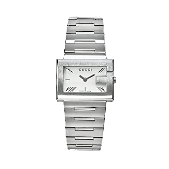 ba6bf989cff Image Unavailable. Image not available for. Color  GUCCI Women s YA100506  100G Bracelet Watch