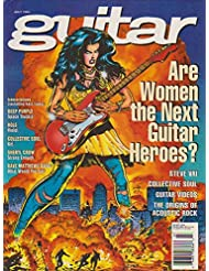 Guitar For The Practicing Musician Magazine July 1995 Steve Vai, Collective Soul, Women Guitar Heroes