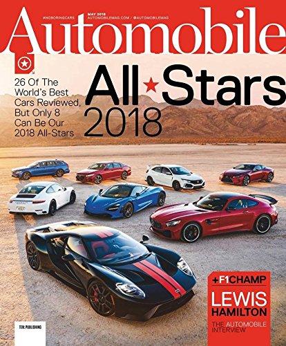 Magazines : Automobile Magazine