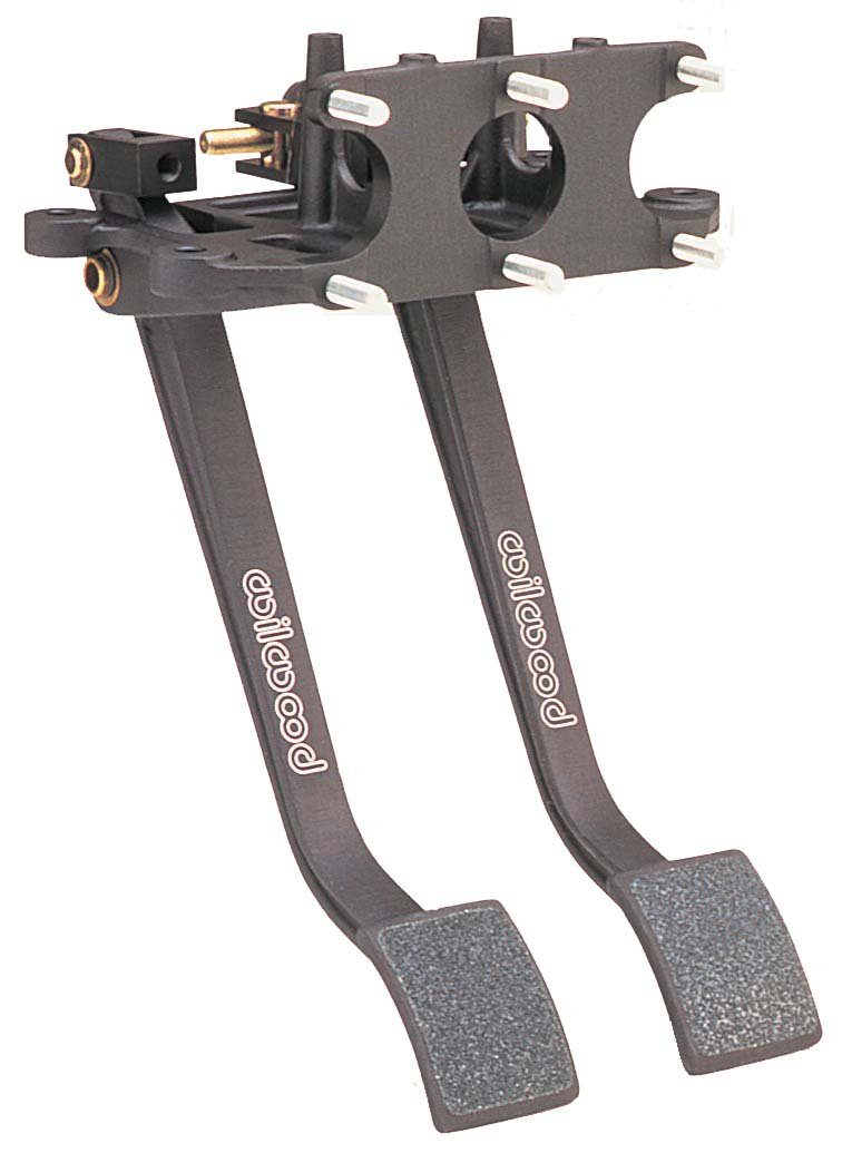Wilwood 340-4828 Reverse Swing Mount Dual Pedal