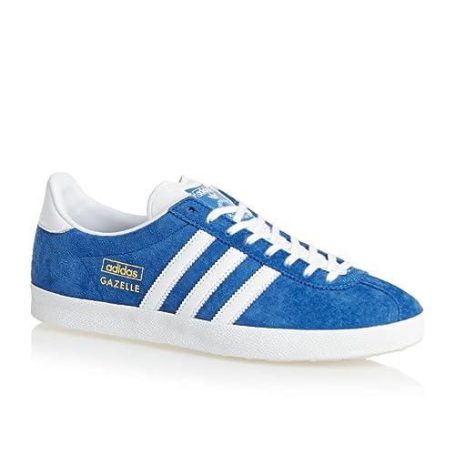 ADIDAS Gazelle OG Scarpe da ginnastica Uomo Blue 11 UK