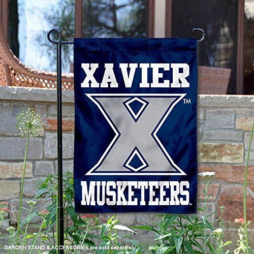 College Flags and Banners Co. Xavier Musketeers Garden Flag ()