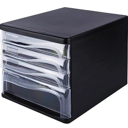 Cassettiere In Plastica Per Ufficio.Wanli666 Cassetti Portaoggetti In Plastica Cassettiera Per Scrivania