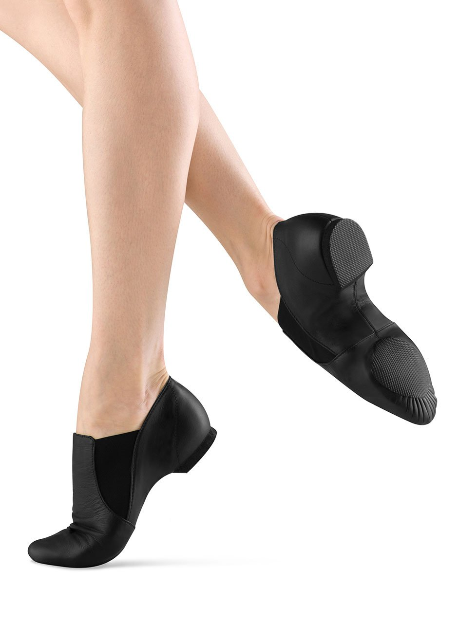 Bloch Women's Elasta Jazz Shoe B0041IXHYS 5 N US|Black