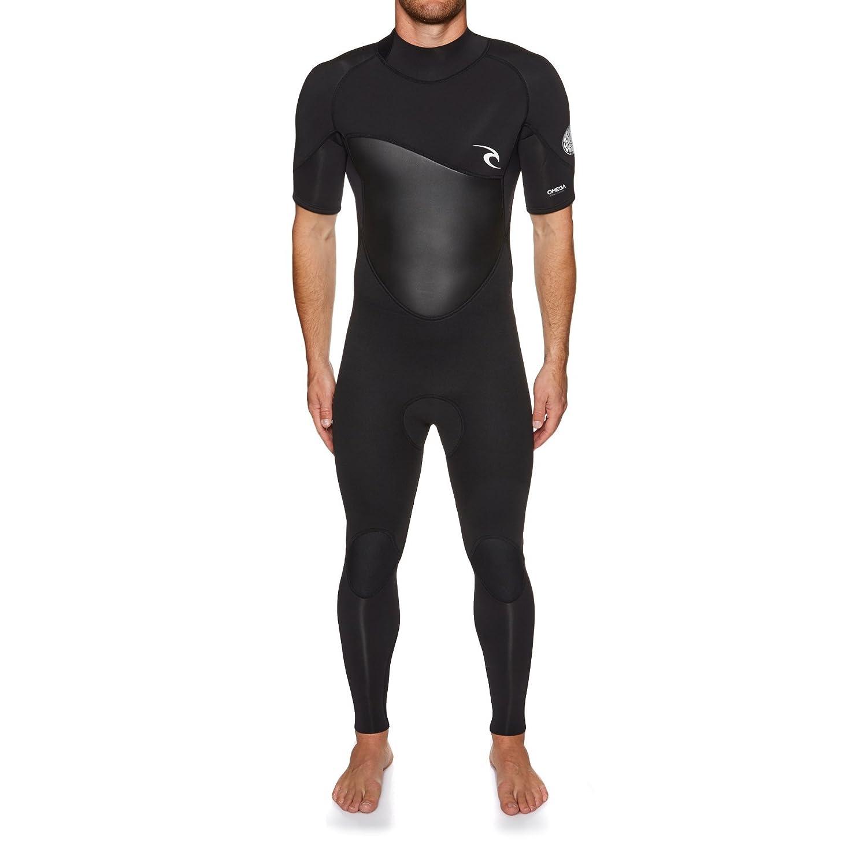 【おしゃれ】 リップカール3 – 2 mmオメガFL Short mmオメガFL Sleeve 2 Back Wetsuit Zip Wetsuit Smallブラック B07DVWGYR2, ベストプライス ラック:fc76c545 --- arianechie.dominiotemporario.com