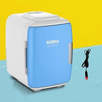 Refrigerador para automóvil de 4L, compresor de refrigerador portátil, sistema de punto caliente de