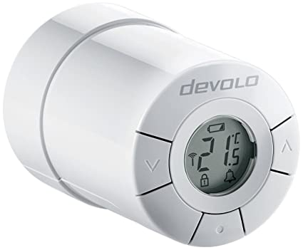 Devolo 9356 Interior - Sensor de temperatura y humedad