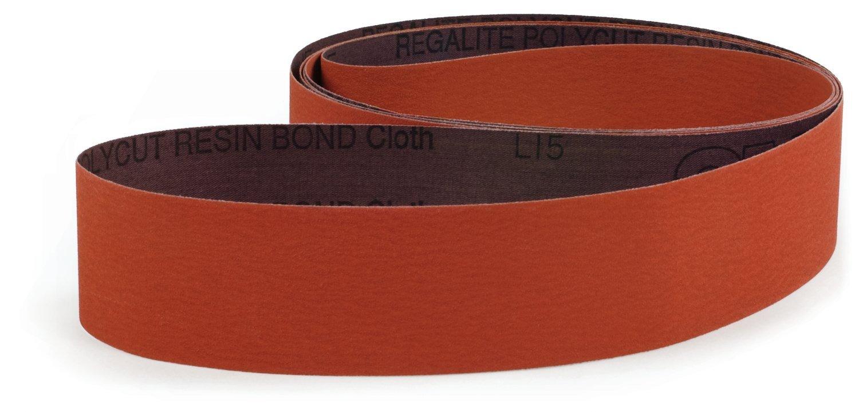 Rayon Cloth Ceramic 15.5 Length 3-1//2 x 15-1//2 P120 JE-Weight Pack of 50 3.5 Width 3-1//2 x 15-1//2 P120 JE-Weight 3.5 Width 15.5 Length Abrasive Pack of 50 3M Cloth Belt 80246 707E