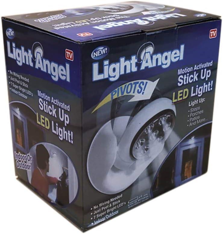 Original Atomic Angel Cordless Motion Activated LED Light