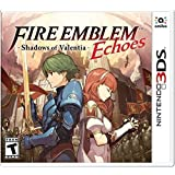 Fire Emblem Echoes: Shadows of Valentia - Nintendo 3DS Standard Edition