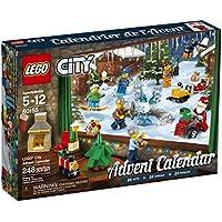 LEGO City Advent Calendar 60155 Building Kit (248 Piece)